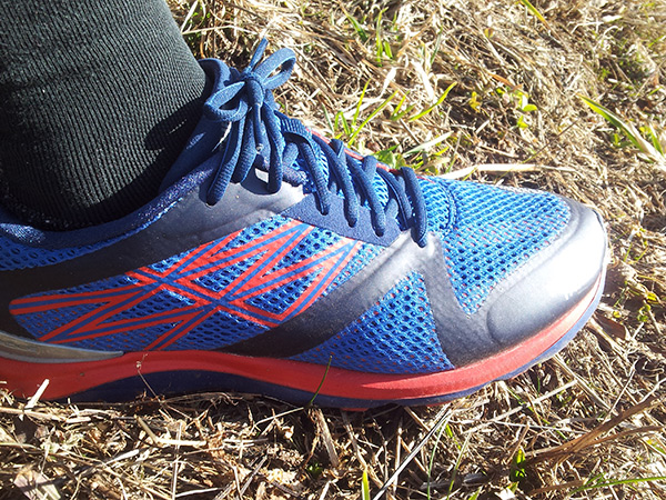 Testbericht The North Face Hyper Track