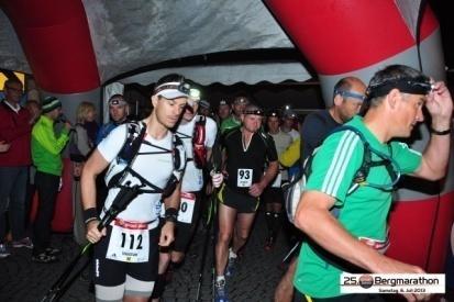 """Bergmarathon """"Rund um den Traunsee"""""""