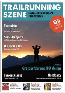 Trailrunning Szene – Das Magazin, jetzt online!