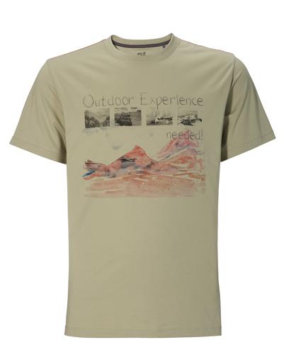 Jack Wolfskin Mossburn OC Shirt, € 35,95 Biobaumwolle zum Wohlfühlen im Alltag