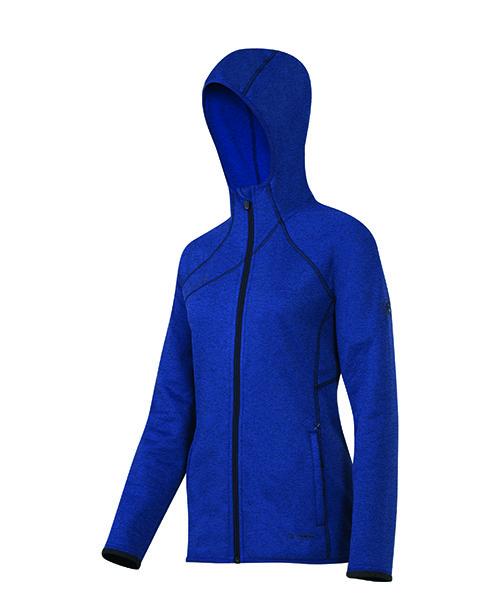 Mammut Get Away Hooded Jacket, € 120,- dünnes warmes Polartec Fleece zum Wohlfühlen