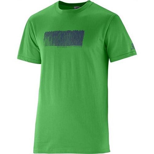 Salomon Freeline SS Tee, € 24,95 Sieht gut aus und der Spandex-Anteil im Shirt sorgt u.a. dafür, dass es nicht gebügelt werden muss!