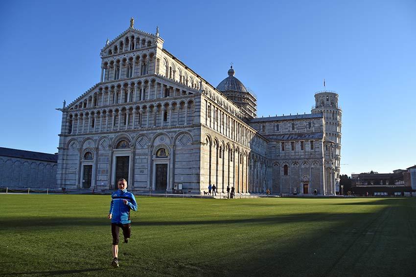 Trail dei Monti Pisani – Highlight in Italien am 20. März