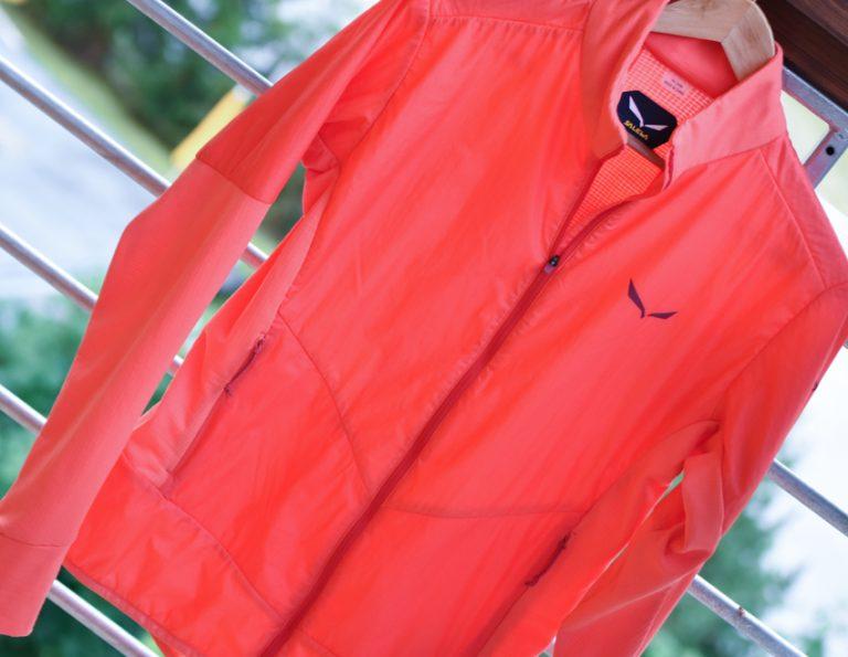 Testbericht Salewa Pedroc Alpha Jacket