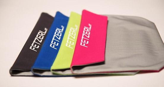 Das Fetzerl ist in verschiedenen Farben erhältlich