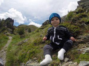Den Kleinen die Freude an der Natur näherzubringen kann viel schöner sein als eine gute Platzierung