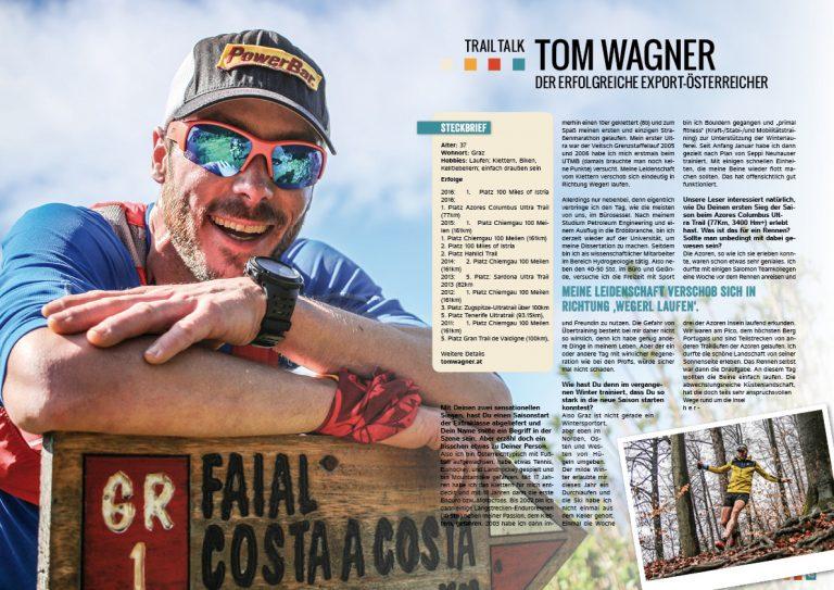 Interview mit Tom Wagner