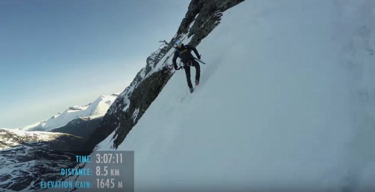 Kilian Jornet – Seven Summits <br>of Romsdalen