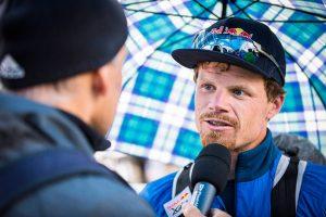 Mitch Riley im Interview ä zooom / Leo Rosas
