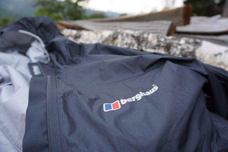 Testbericht Berghaus Hyper 100 Jacke