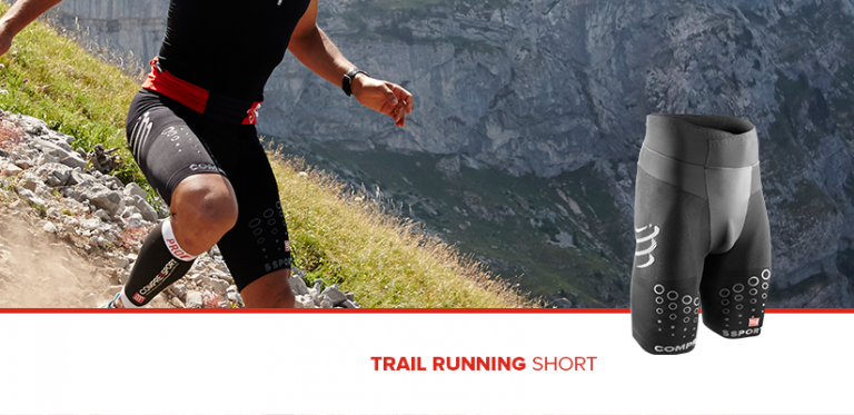 Testbericht Compressport Trailrunning V2 Shorts