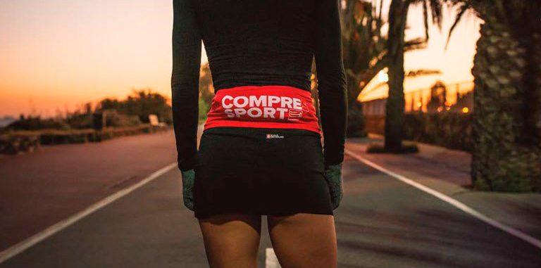 Testbericht Compressport Free Belt