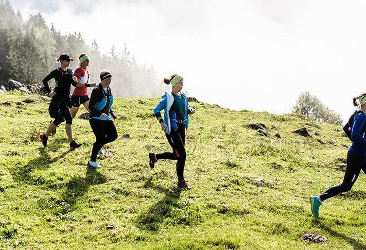 Trailrunning Camp 'Das Sieben'
