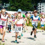 Auch die Kinder kommen beim Trail auf ihre Kosten