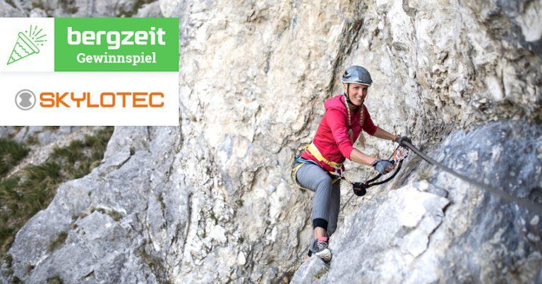 Gewinnspiel: Klettersteig-Paket von Skylotec