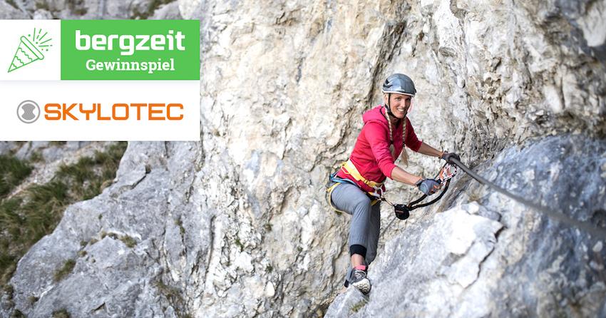 Klettersteig Outfit : Gewinnspiel klettersteig paket von skylotec trailrunning szene