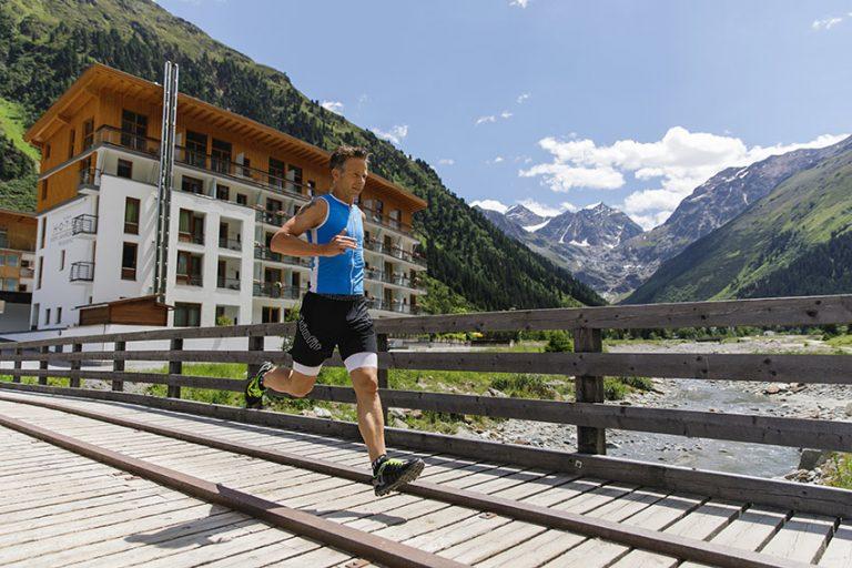Die Trailrunning Hotels im Tiroler Pitztal