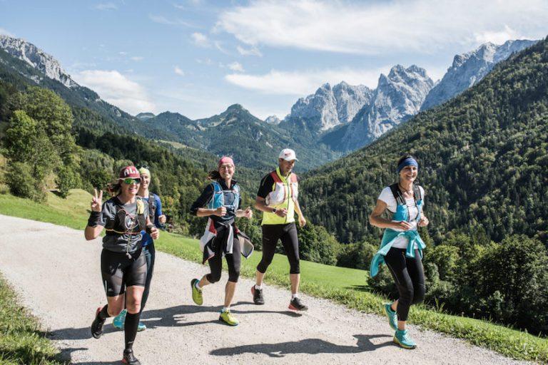 Trailrunning Einsteigercamp Kufstein 2018