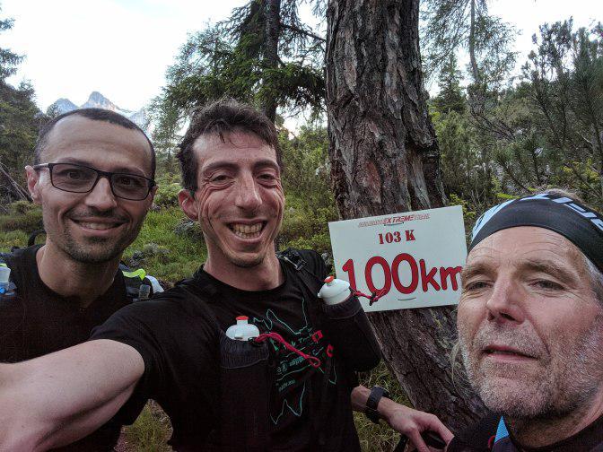 103 Kilometer Dolomiti Extreme Trail – Ein Bericht von Marco Zanette