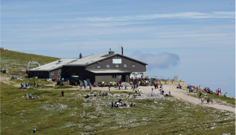 Fadensteiglauf 2019 – Extremberglauf auf den Schneeberg