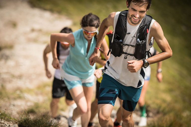 Internationale Trailrunning-Stars treffen bei den adidas INFINITE TRAILS 2019 in Staffelteams aufeinander