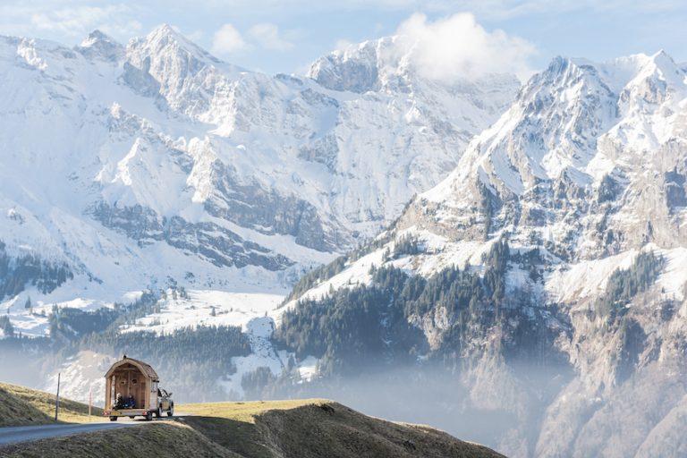 Die Worn Wear Tour von Patagonia steuert wieder Skigebiete in den Alpen an